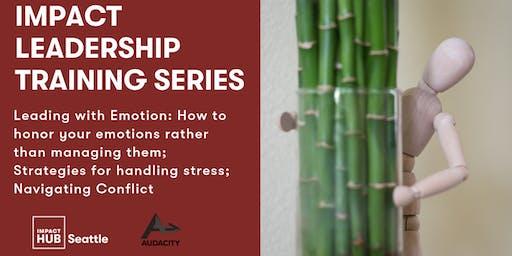 Impact Leadership Training: Leading with Emotion
