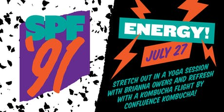 SPF 1991 Presents: Energy, at Projects+Gallery tickets