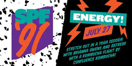 SPF 1991 Presents: Energy, at Projects+Gallery