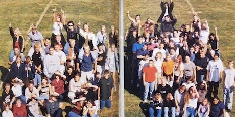 "RVHS  ""Class of 1999""  Twenty Year Reunion tickets"