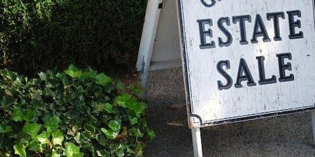SDAM Local Estate Sale  tickets