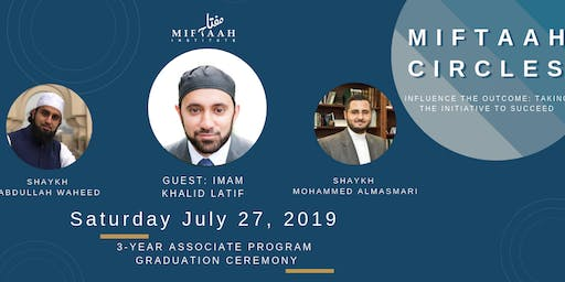 Miftaah Circle and Graduation Ceremony