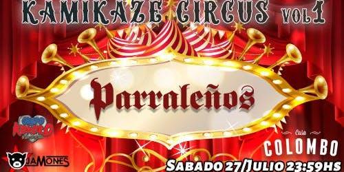Kamikaze Circus vol. 1