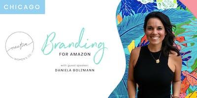 Chicago Creative Women's Co. Brunch: Branding for Amazon