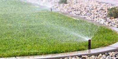 Irrigation Controller Programming