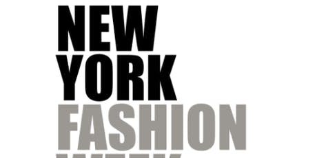 NYFW DESIGNER REGISTRATION SPRING SUMMER 20 POWERED BY NYFS tickets