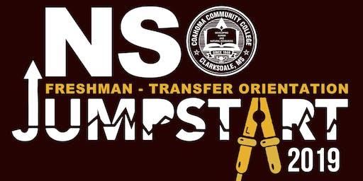 Coahoma Community College- New Student Orientation(NSO)2019