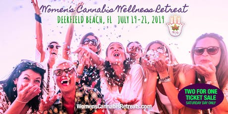 Women's Cannabis Wellness Retreat  tickets