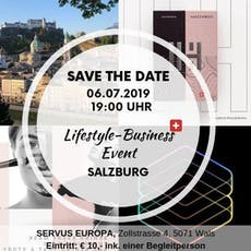 Lifestyle-Business Event Tickets