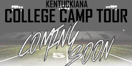 2020 Kentuckiana College Camp Tour Meeting