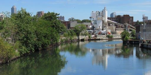 NYC Wild! Hardscrabble Ramble #4: Brooklyn: Gowanus Canal Photography Ramble and Nature Walk