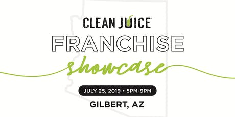 Clean Juice Franchise Showcase tickets