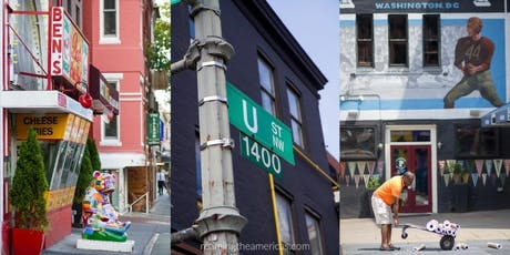 Explore U Street tickets
