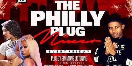 PHILLY PLUG mixer  tickets