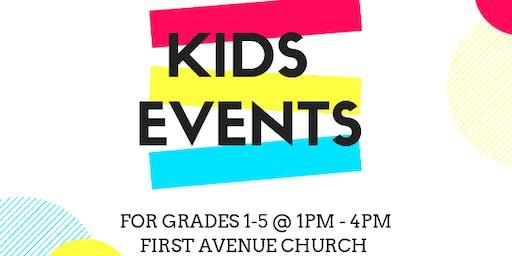 First Kids! Summer Days (Grade 1-5)