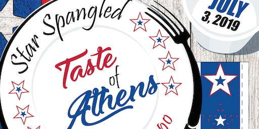 Star Spangled Taste of Athens Business Expo