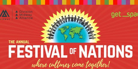 Festival of Nations Vendor Registration | Sep, 7th, 2019 tickets