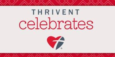 Texas Thrivent Member Celebrates