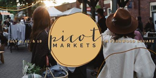 Picot Night Markets in Fernwood Square