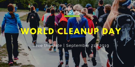 World Cleanup Day - Wien  Tickets