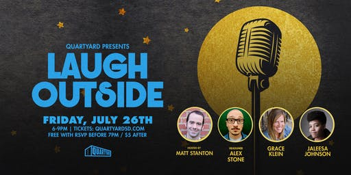 Laugh Outside: Live Comedy