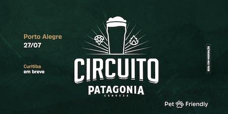Circuito Patagônia | Porto Alegre | 27/07 ingressos