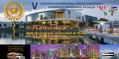 V Congreso Internacional Médico Científico y Desarrollo Empresarial Salud