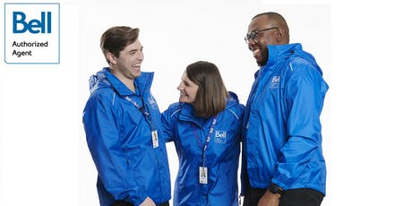 Bell Aliant Authorized Agent Open House Hiring Event!  tickets