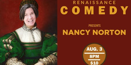 Renaissance Comedy with Nancy Norton tickets
