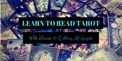 Learn to Read Tarot with Donna
