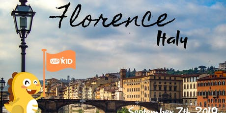 Vipkid Florence meetup tickets