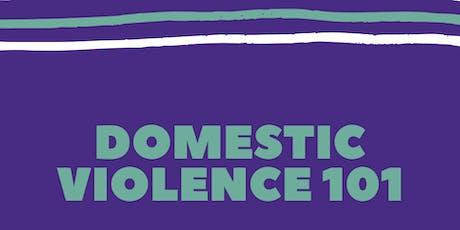 Domestic Violence 101 tickets