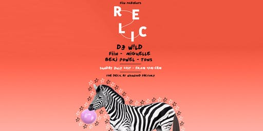 Relic featuring  DJ W!LD, Fiin & More