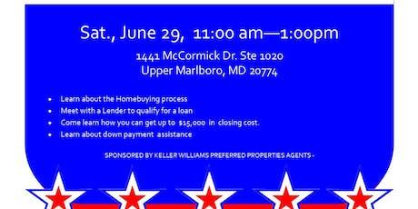 Keller Williams Preferred Properties Home Buyers Seminar tickets