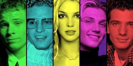 90s Pop Trinity SF • NSYNC, Britney and BSB Night SF tickets