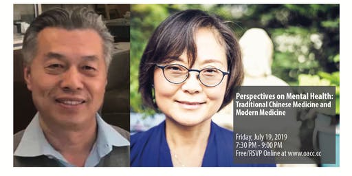Perspectives on Mental Health: Traditional Chinese and Modern Medicine