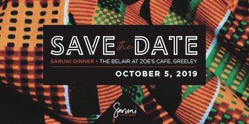 2019 Saruni Dinner