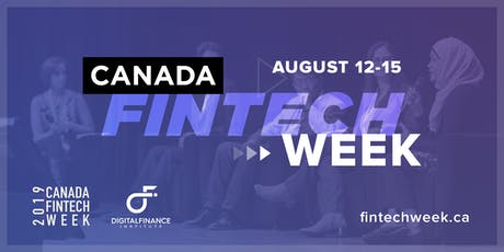Canada FinTech Week tickets