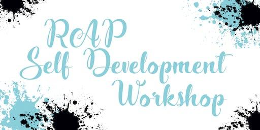 RAP Self Development Workshop