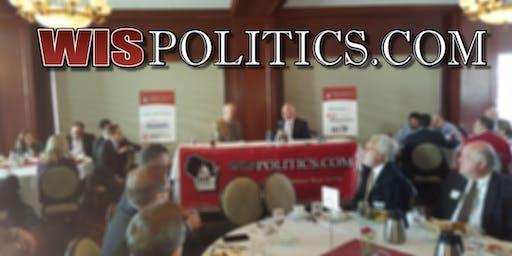 WisPolitics Luncheon: Ben Wikler & Andrew Hitt Discuss 2020 Election