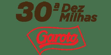 30º DEZ MILHAS GAROTO - 2019 ingressos