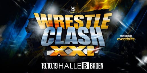 Rings of Europe PRO Wrestling - WrestleClash XXI