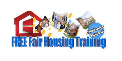 FREE Fair Housing Training - Public Invited