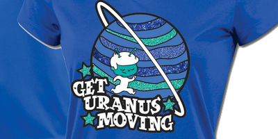 FREE SIGN UP: Get Uranus Moving Run/Walk Challenge 2019 -Phoenix
