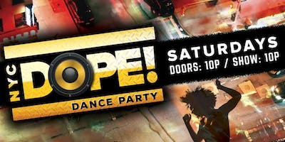NYC Dope! Dance Party ft. DJ Cosi & Marc Smooth