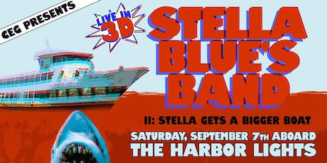 Stella Blues Band Booze Cruise A Tribute to The Grateful Dead tickets