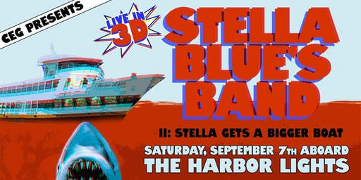 Stella Blues Band Booze Cruise A Tribute to The Grateful Dead