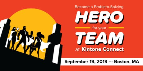Kintone Connect Boston tickets