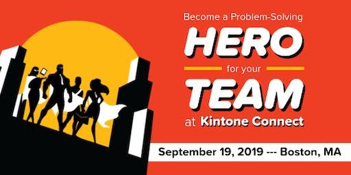 Kintone Connect Boston
