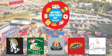 National Food Truck Day 2019 tickets